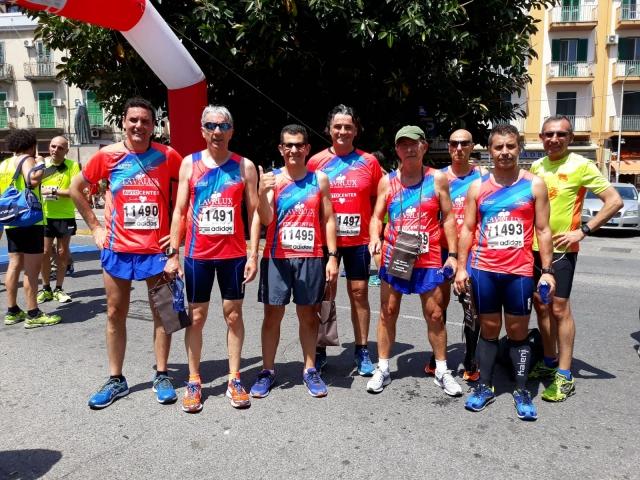 I traguardi di una domenica di corse da Messina a Caltanissetta. Lo Presti 2° di categoria.