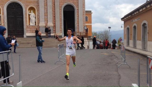 Basilio Abbedissa vince il 1°Cross Natura Marinello-Tindari
